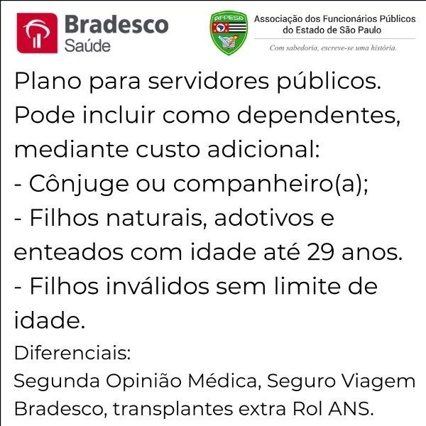 Bradesco Saúde AFPESP