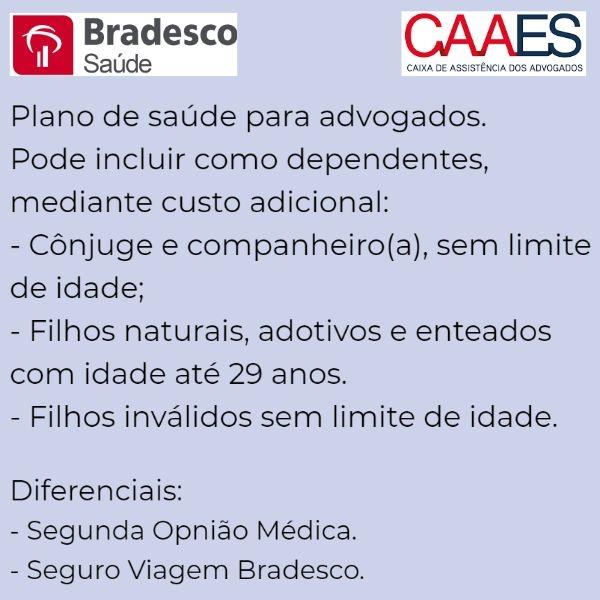 Bradesco Saúde CAA-ES