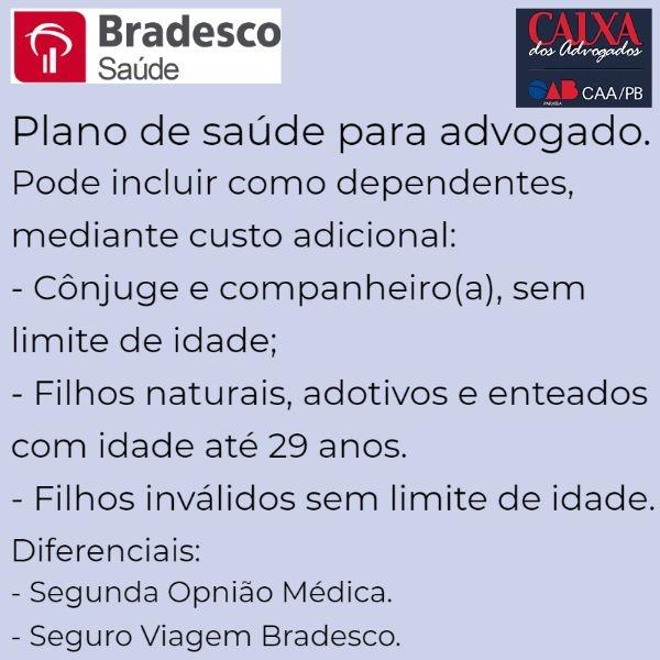 Bradesco Saúde CAA-PB
