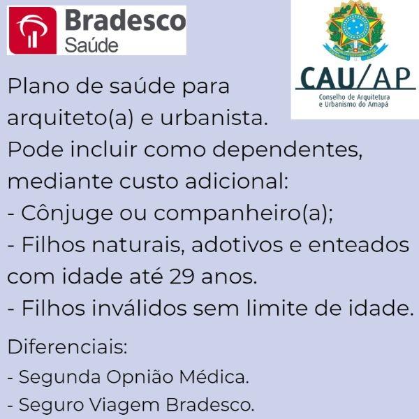 Bradesco Saúde CAU-AP