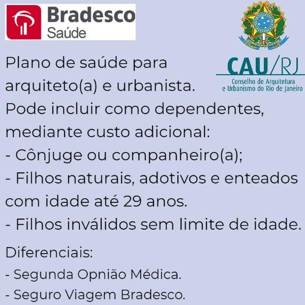 Bradesco Saúde CAU-RJ