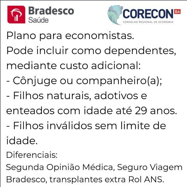 Bradesco Saúde Corecon-BA