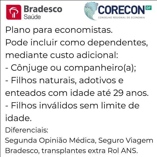 Bradesco Saúde Corecon-DF
