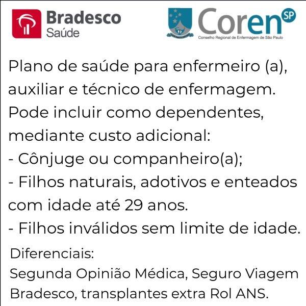 Bradesco Saúde Coren-SP