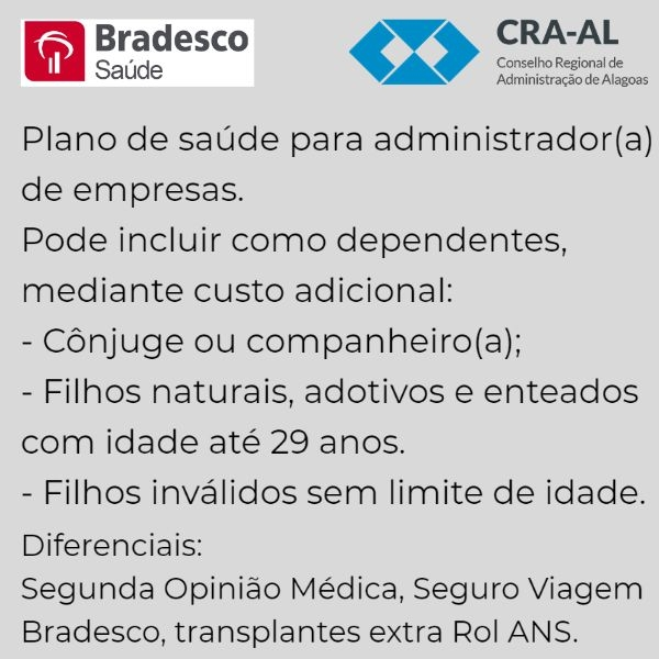 Bradesco Saúde CRA-AL