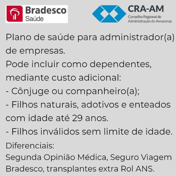 Bradesco Saúde CRA-AM