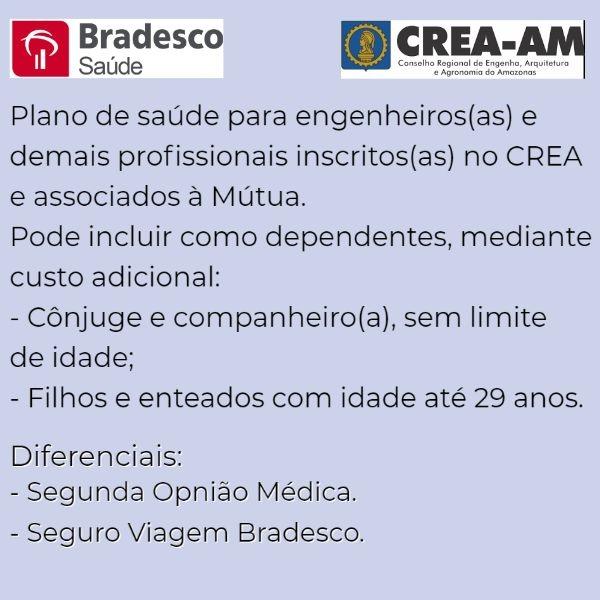 Bradesco Saúde CREA-AM