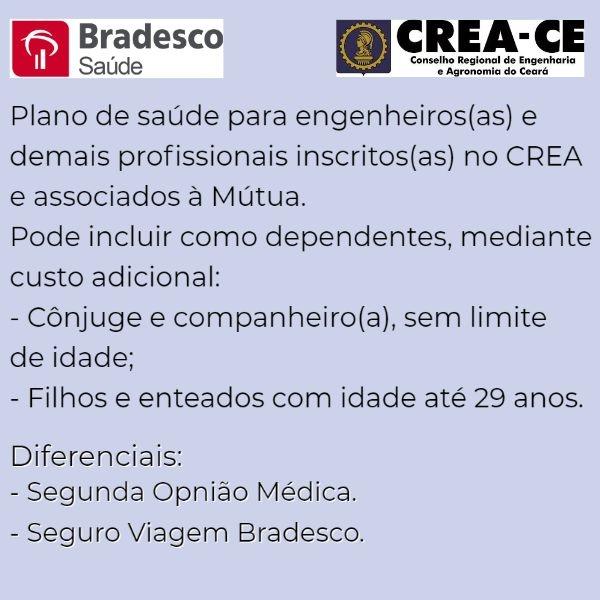 Bradesco Saúde CREA-CE
