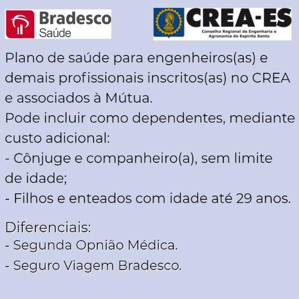Bradesco Saúde CREA-ES