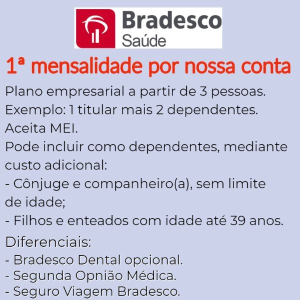Bradesco Saúde Empresarial - Barretos