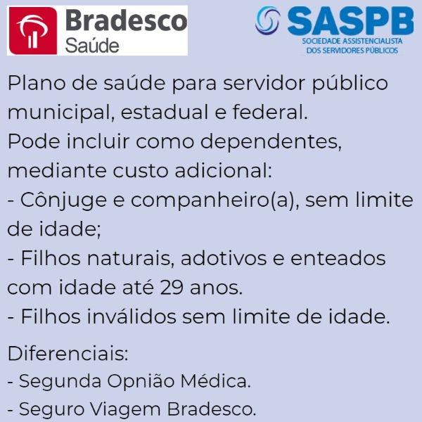 Bradesco Saúde SASPB-MS