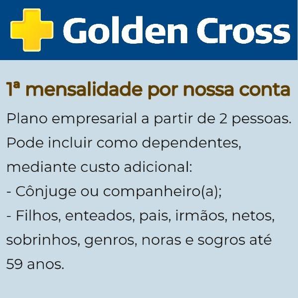 Golden Cross Empresarial - São Paulo