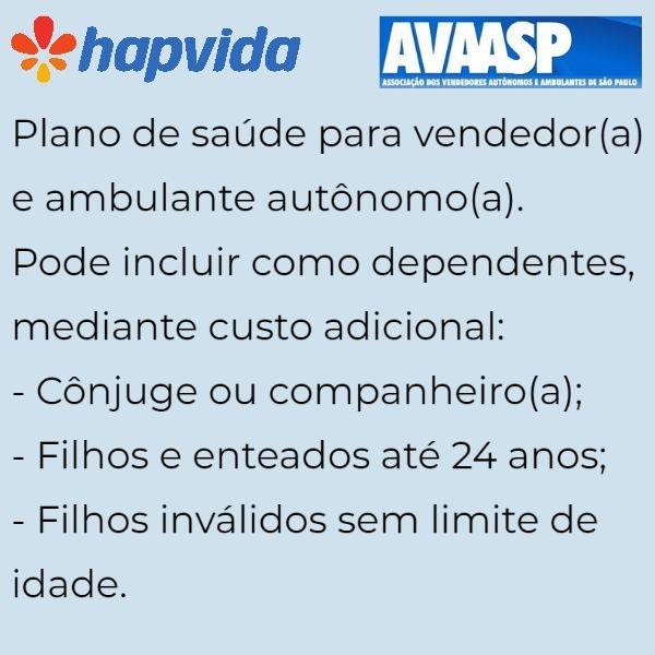 Hapvida AVAASP-PB