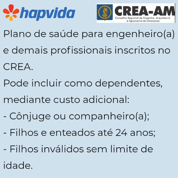 Hapvida CREA-AM