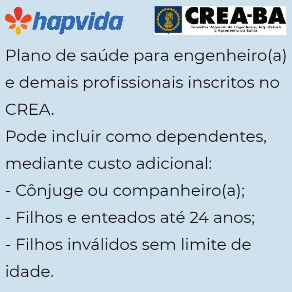 Hapvida CREA-BA