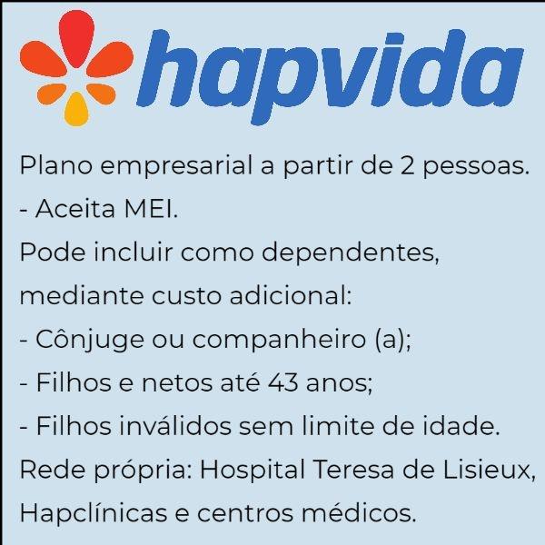 Hapvida Empresarial - Salvador-BA