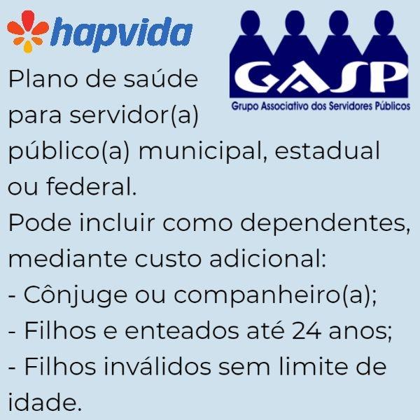 Hapvida GASP-AL