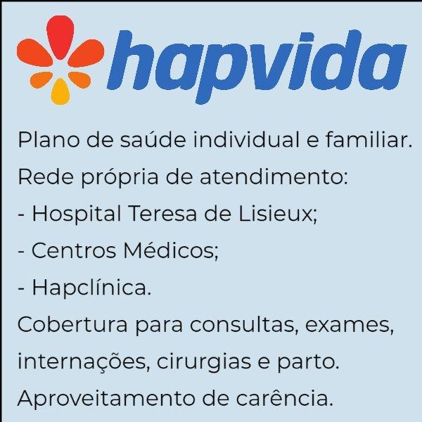 Hapvida Individual e Familiar - Recife-PB