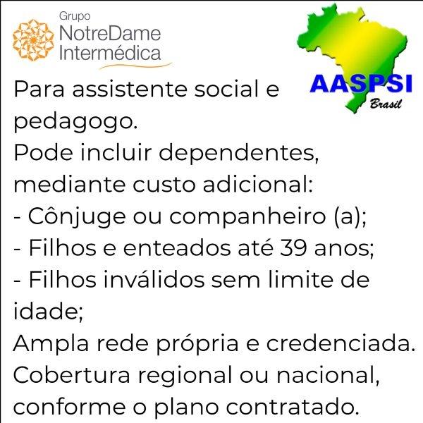 Notredame Intermédica AASPSI-SP