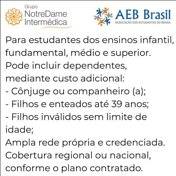 Notredame Intermédica AEB-SP