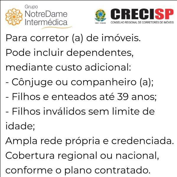 Notredame Intermédica Creci-SP