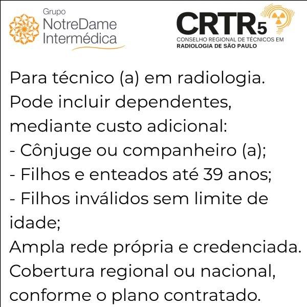 Notredame Intermédica CRTR-SP