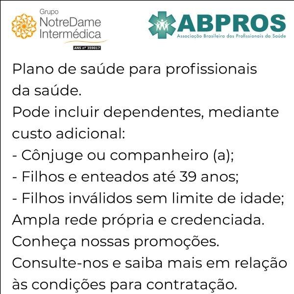 Notredame Intermédica ABPROS-RJ