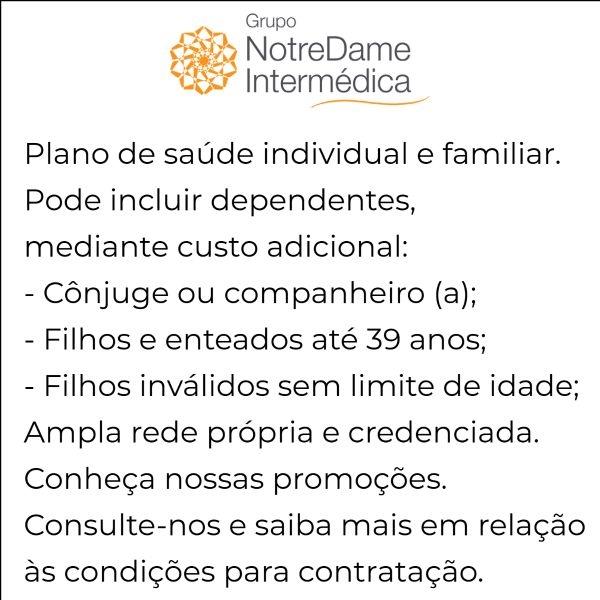 Notredame Intermédica em Santana de Parnaíba