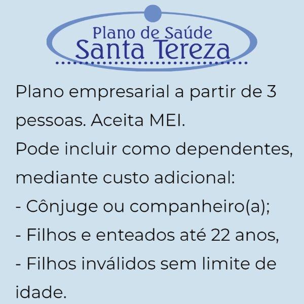 Santa Tereza empresarial