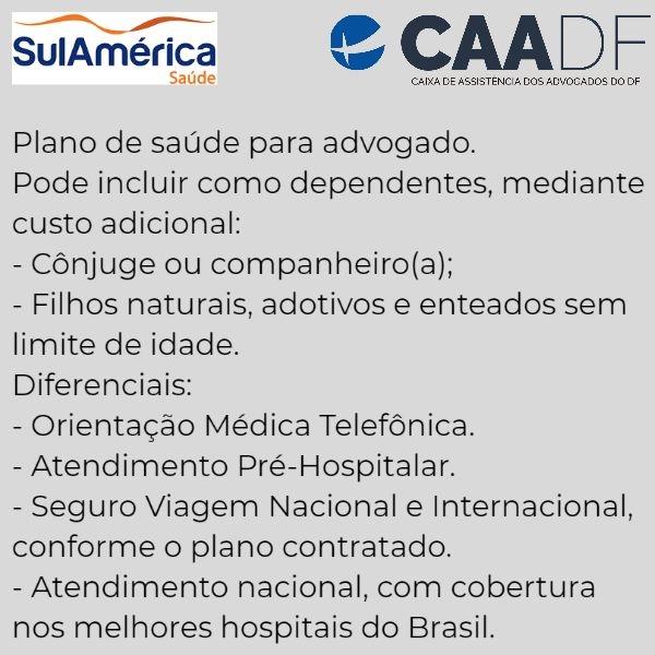 Sul América CAA-DF