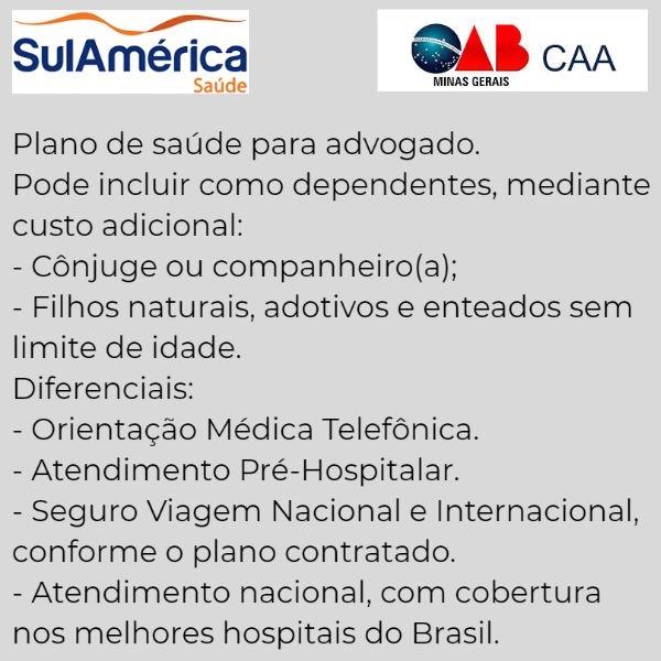 Sul América CAA-MG
