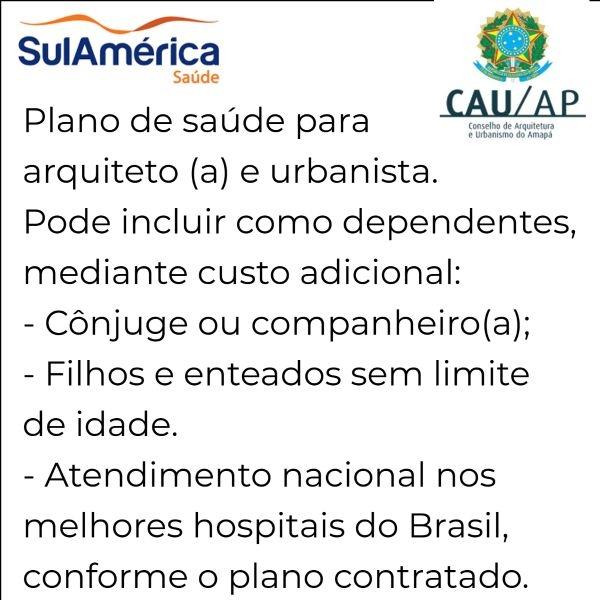 Sul América CAU-AP
