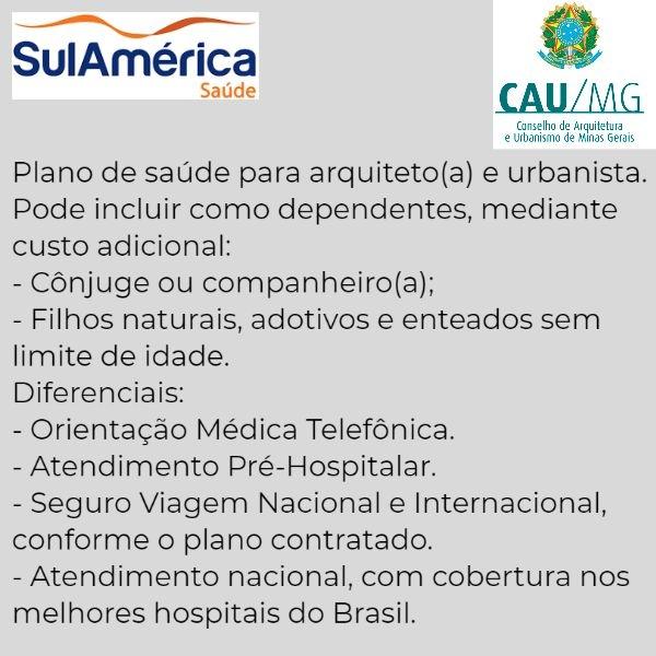 Sul América CAU-MG
