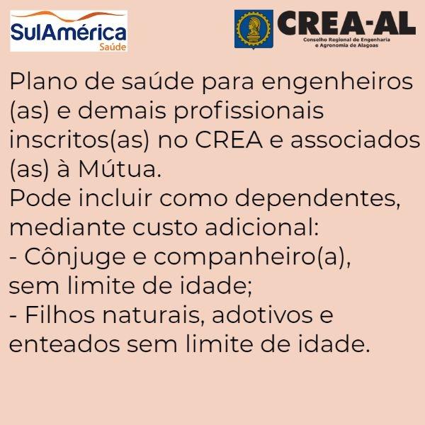 Sul América CREA-AL