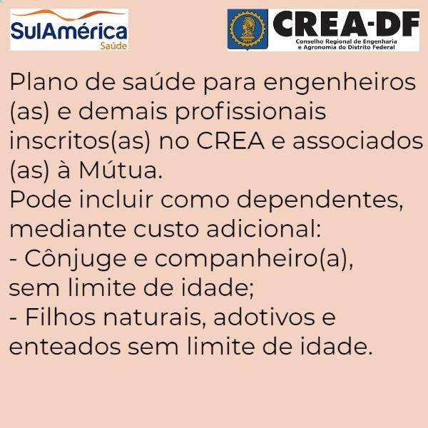 Sul América CREA-DF