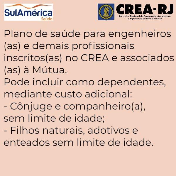 Sul América CREA-RJ