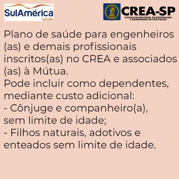 Sul América CREA-SP