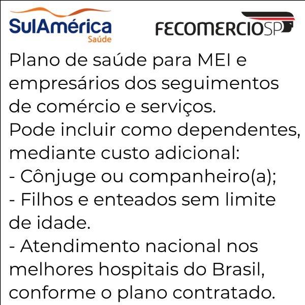 Sul América Fecomércio-SP