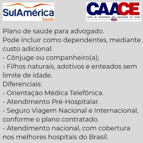 Sul América Saúde CAA-CE