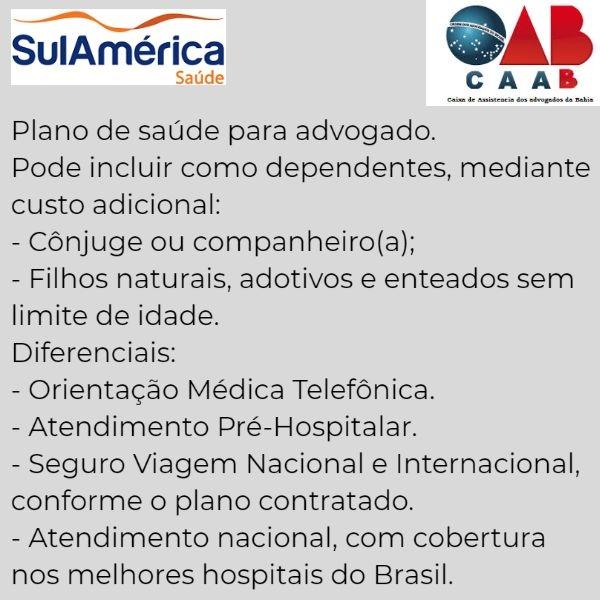 Sul América Saúde CAAB