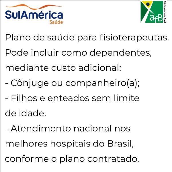 Sul América Saúde CREFITO-GO