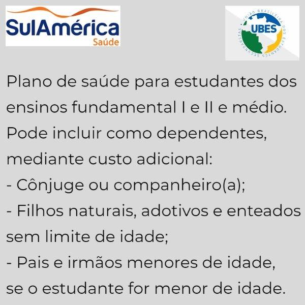 Sul América Saúde UBES-MT