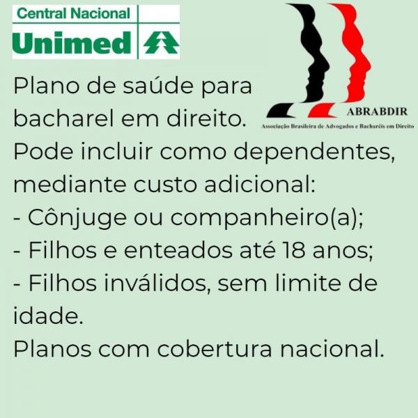 Unimed ABRABDIR Cruzeiro