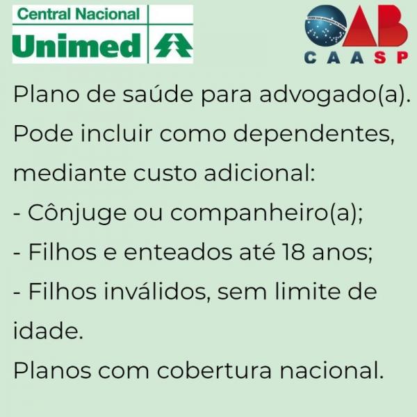 Unimed CAASP Bragança Paulista