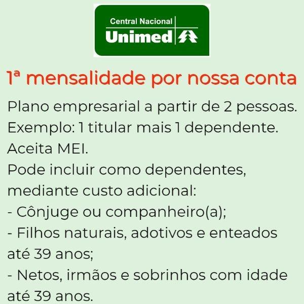 Unimed Empresarial - São Paulo-SP