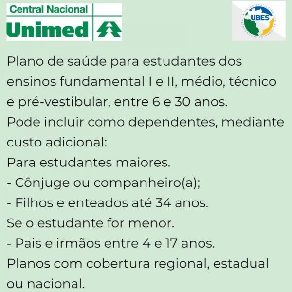 Unimed Estudantil UBES em Alagoinhas