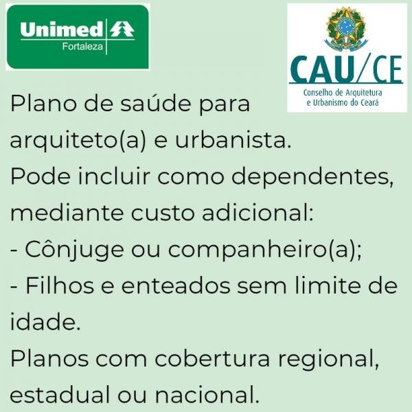 Unimed Fortaleza CAU-CE