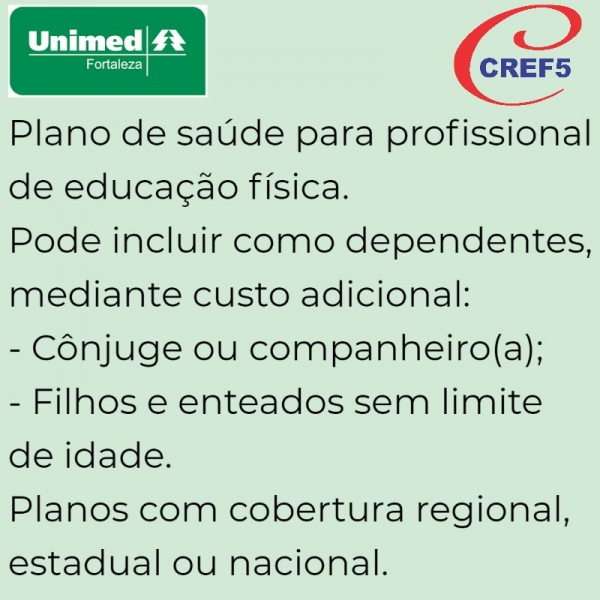 Unimed Fortaleza CREF-CE