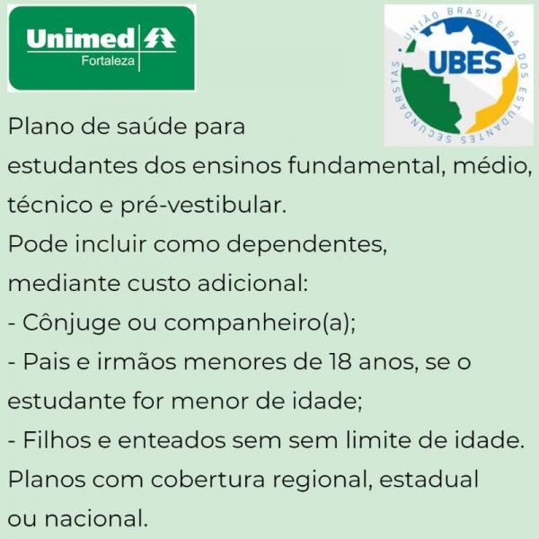 Unimed Fortaleza Estudantil  UBES