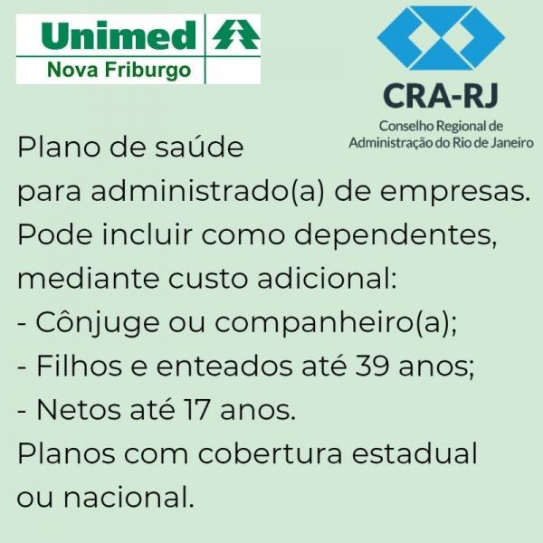 Unimed Nova Friburgo CRA-RJ